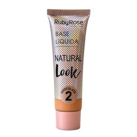 base-liquida-natural-look-chocolate-ruby-rose
