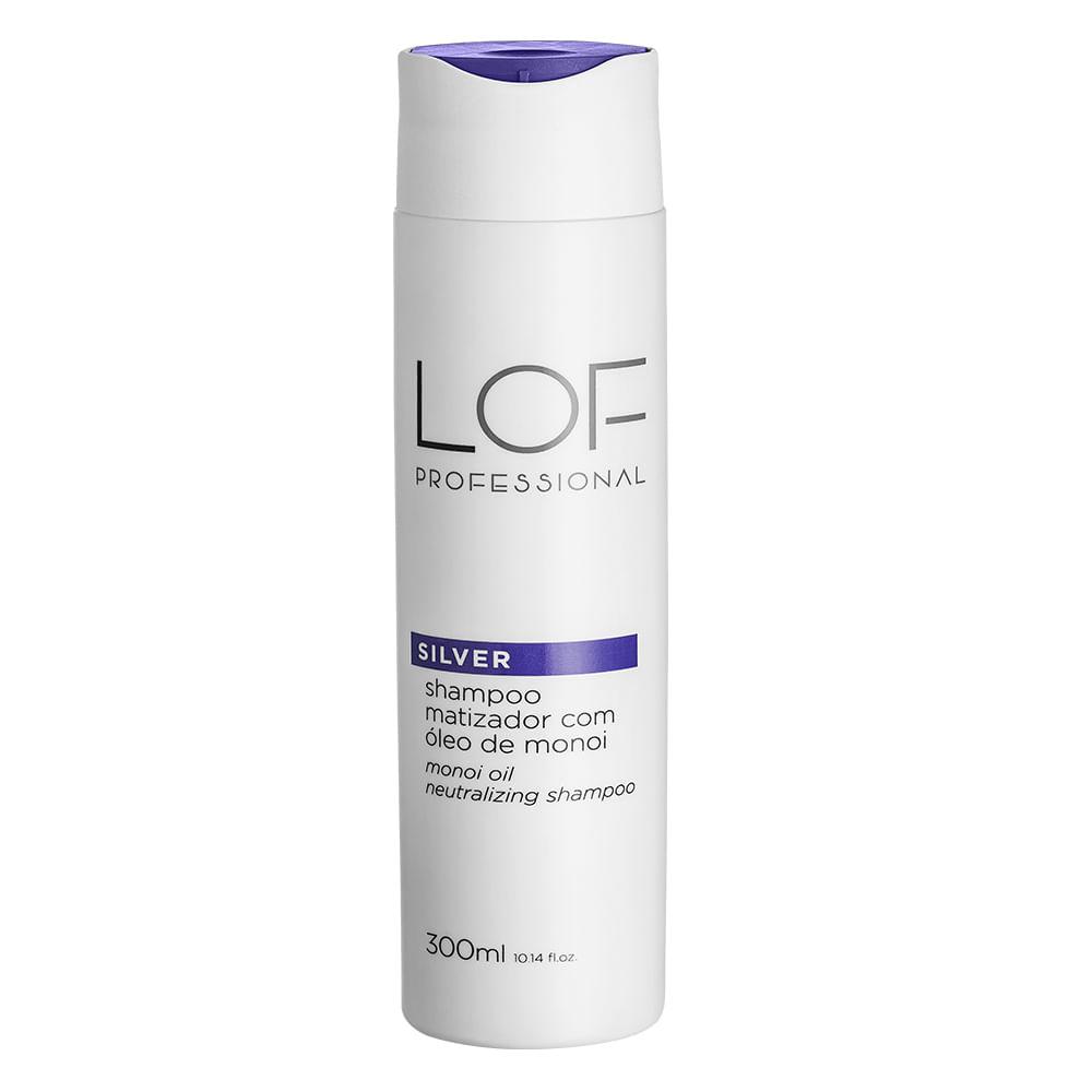 LOF Professional Silver - Shampoo Matizador -