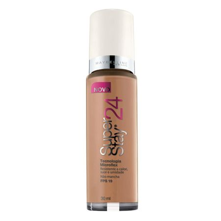 Super Stay 24H Maybelline - Base Facial - Caramel Dark