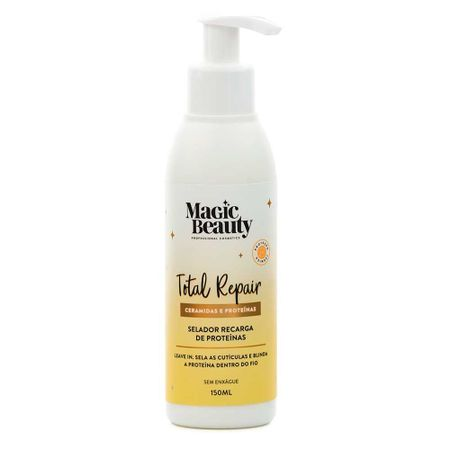 Magic Beauty Nutri Expert - Leave In Selador Injeção de Nutrição - 150ml