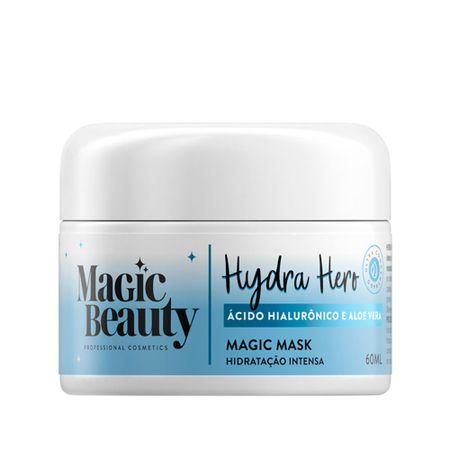 Magic Beauty Hydra Hero - Máscara Hidratação Intensa - 60g