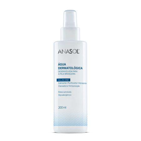 Água Dermatológica - Anasol - 200ml