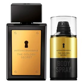 antonio-banderas-golden-secret-kit-perfume-masculino-200ml-edt-body-spray-250ml