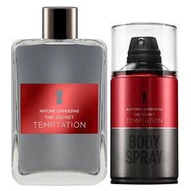 antonio-banderas-the-secret-temptation-kit-perfume-masculino-200ml-edt-body-spray-250ml