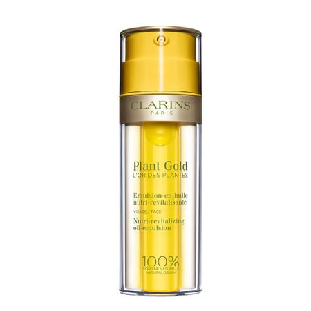 Emulsão Facial Clarins Plant Gold - 38ml