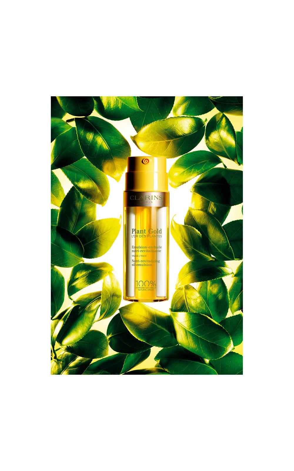 Foto 6 - Emulsão Facial Clarins Plant Gold - 38ml