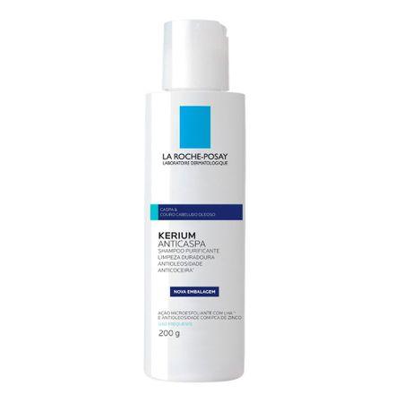 Kerium Shampoo-Gel La Roche Posay - Shampoo Anticaspa - 200ml