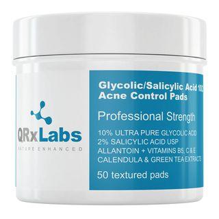 lencos-de-acido-glicolico-a-10-e-acido-salicilico-a-2-qrxlabs-controle-de-acne