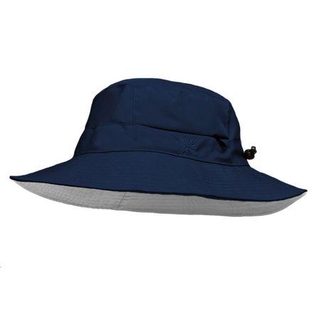 Chapéu Austrália UV Line  Chapéu Masculino - Chumbo/Marinho