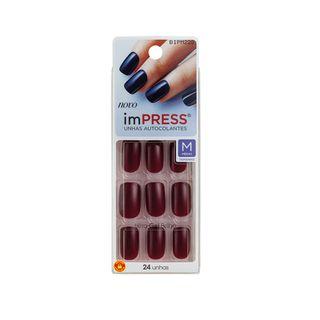 unhas-posticas-kiss-ny-impress-color-medio-pretty