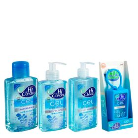 hi-clean-extrato-de-algas-kit-hold-blister-gel-antisseptico-70ml-gel-antisseptico-250ml-gel-antisseptico-500ml