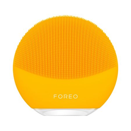 Escova de Limpeza Facial Foreo Luna Mini 3 Sunflower Yellow - 1 Un