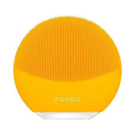 Escova de Limpeza Facial Foreo Luna Mini 3 Sunflower Yellow - nenhuma