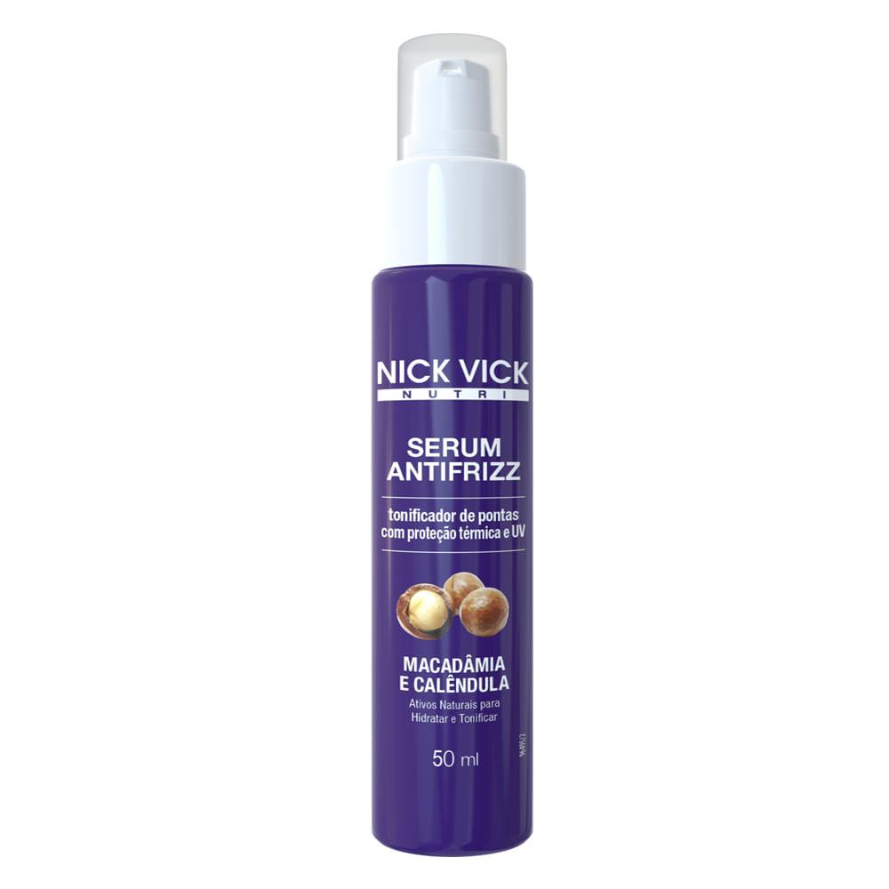 Nick & Vick Nutri-Hair Serum - Protetor Térmico