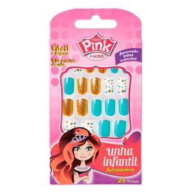 unhas-posticas-infantis-kiss-new-york-pink-nail-sweetness