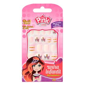 unhas-posticas-infantis-kiss-new-york-pink-nail-unicorn