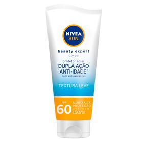 Protetor-Solar-Corporal-Nivea---Nivea-Sun-Beauty-Expert-FPS60-