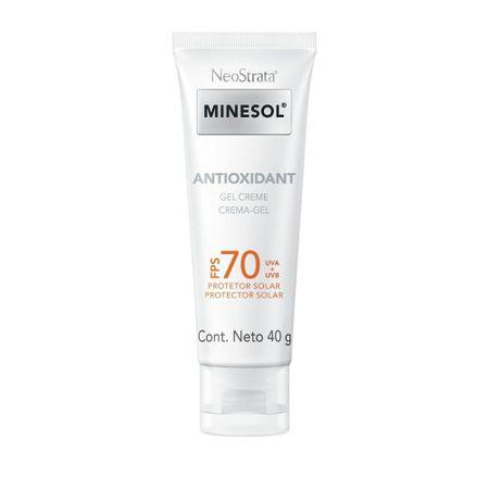 Protetor Solar Neostrata Minesol Antioxidant FPS 70 - 40g