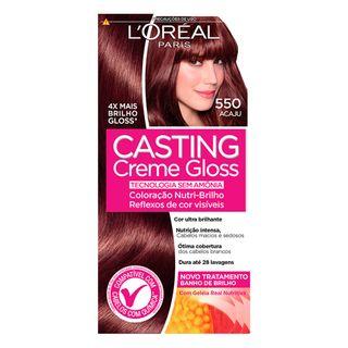 Coloracao-Casting-Creme-Gloss-L'Oreal-Paris-–-Tons-Castanhos