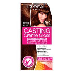 Coloracao-Casting-Creme-Gloss-L'Oreal-Paris-–-Tons-Castanhos-pao-de-mel