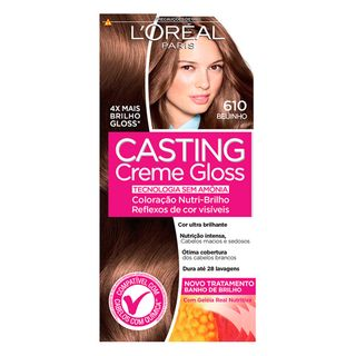 Coloracao-Casting-Creme-Gloss-L'Oreal-Paris-–-Tons-Claros