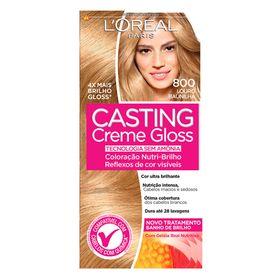 Coloracao-Casting-Creme-Gloss-L'Oreal-Paris-–-Tons-Claros-louro-baunilha