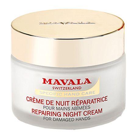 Creme Reparador Noturno para as Mãos Mavala Repairing Night Cream - 75ml