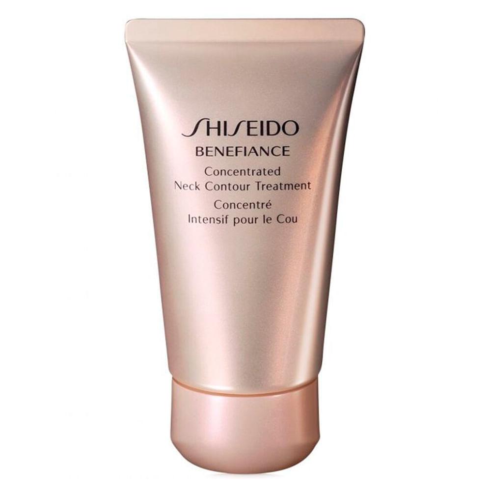 Creme para Área do Pescoço  Shiseido Benefiance Concentrated Neck Contour Treatment