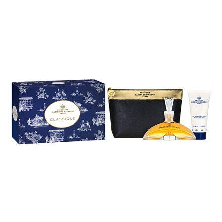 Marina de Bourbon Classique Kit  EDP + Loção Corporal + Necessáire - Kit