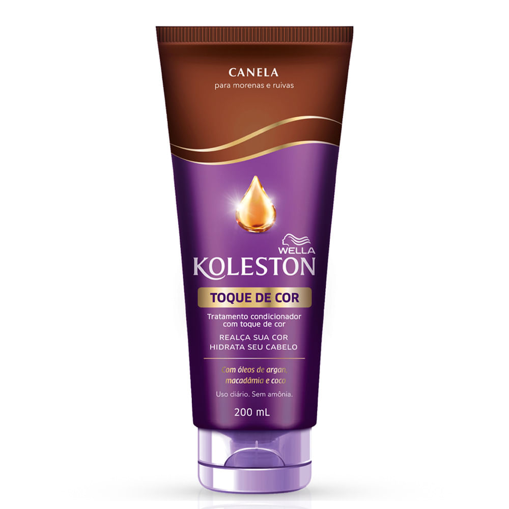 Koleston Toque de Cor Tratamento Condicionador