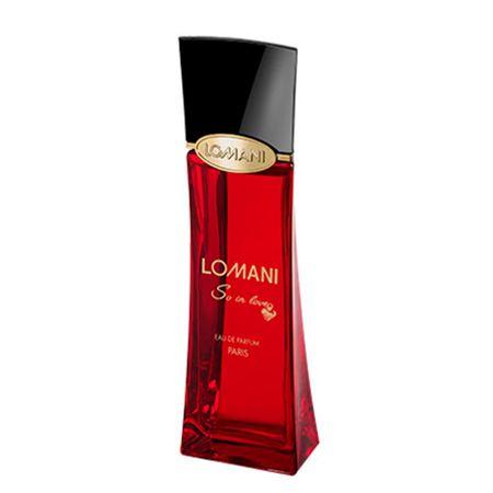 In Love Lomani Perfume Feminino EDP - 100ml