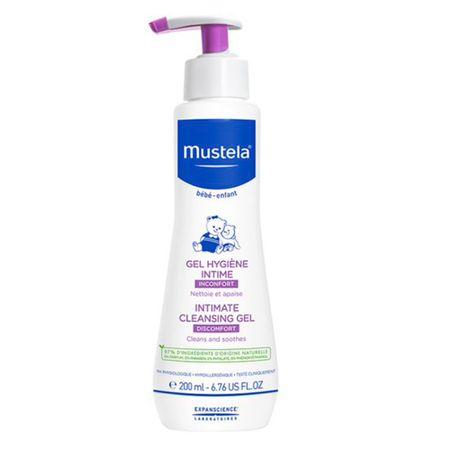 Gel Higienizador Mustela Áreas Delicadas - 200ml