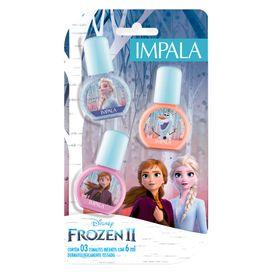 Impala-Disney-Frozen-2-Kit-–-Esmalte-Enfrente-seus-Medos---Abracos-Quentinhos---Nunca-Desista-