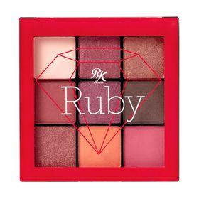 paleta-de-sombras-rk-by-kiss-9-cores-ruby