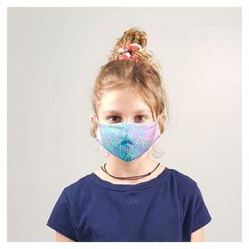 mascara-de-tecido-uv-line-infantil-coracao