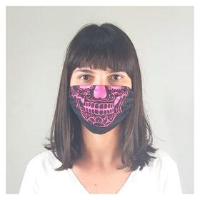 mascara-de-protecao-uv-line-caveira-mexicana