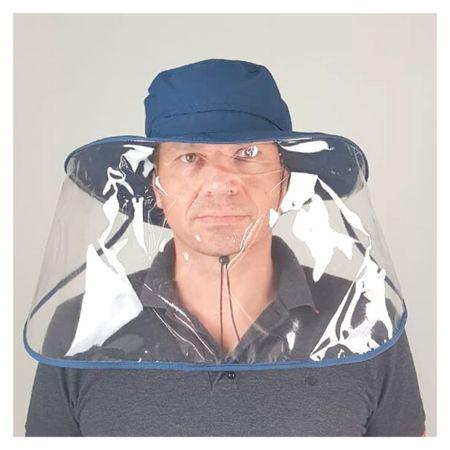 Chapéu de Proteção UV Line Safari Masculino - nenhuma