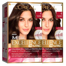 loreal-paris-coloracao-imedia-excellence-4-cast-natural-kit-2-unidades