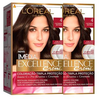 loreal-paris-coloracao-imedia-excellence-4-cast-natural-kit-2-unidades