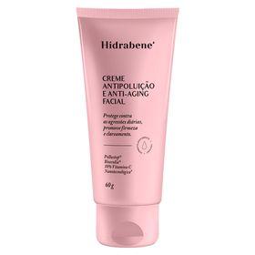 creme-antipoluicao-anti-aging-facial-hidrabene-60g