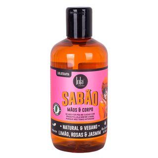Sabao-para-Maos-e-Corpo-Lola-Cosmetics-Limao-Rosa-e-Jasmin-250ml