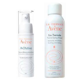 avene-kit-serum-facial-a-oxitive-agua-termal