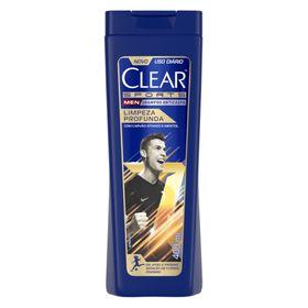Shampoo-Anticaspa-Clear-Men-Limpeza-Profunda-400ml