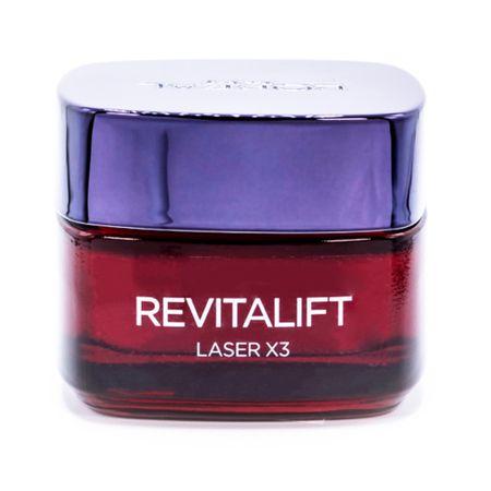 Creme Anti-Idade L'Oréal Paris Revitalift Laser X3 Diurno - 50ml