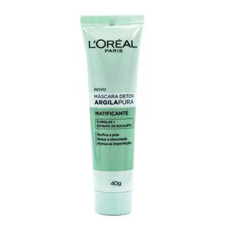 mascara-facial-loreal-paris-argila-detox-pura-matificante
