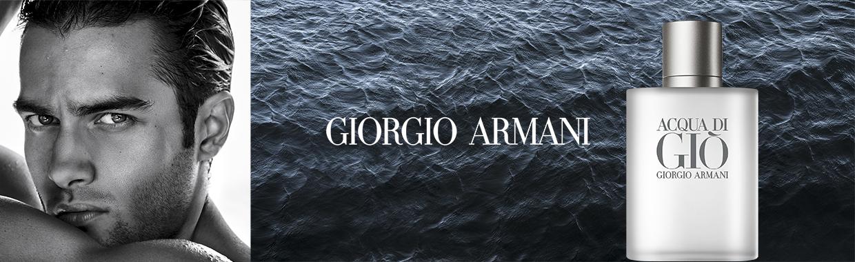 Banner Giorgio Armani