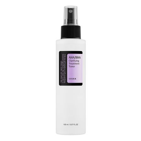Tônico Facial Cosrx - Aha/Bha Clarifying Treatment Toner - 150ml