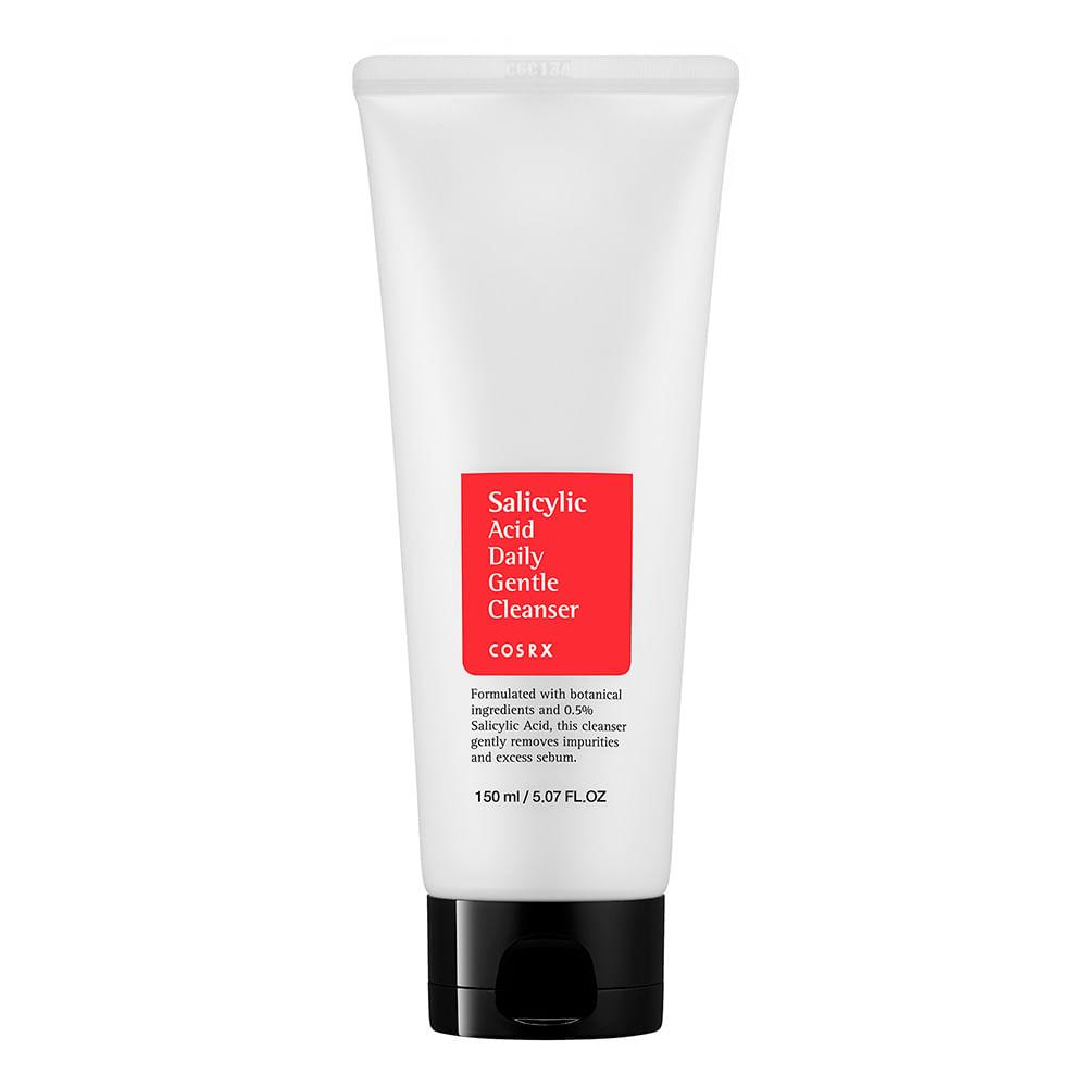 Creme Limpador Facial Cosrx - Salicylic Acid Daily Gentle Cleanser