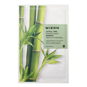 mascaras-descartaveis-mizon-joyful-time-essence-mask-bamboo