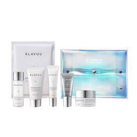 klavuu-travel-kit-creme-de-limpeza-facial-mascara-facial-tonico-hidrante-facial-serum-facial